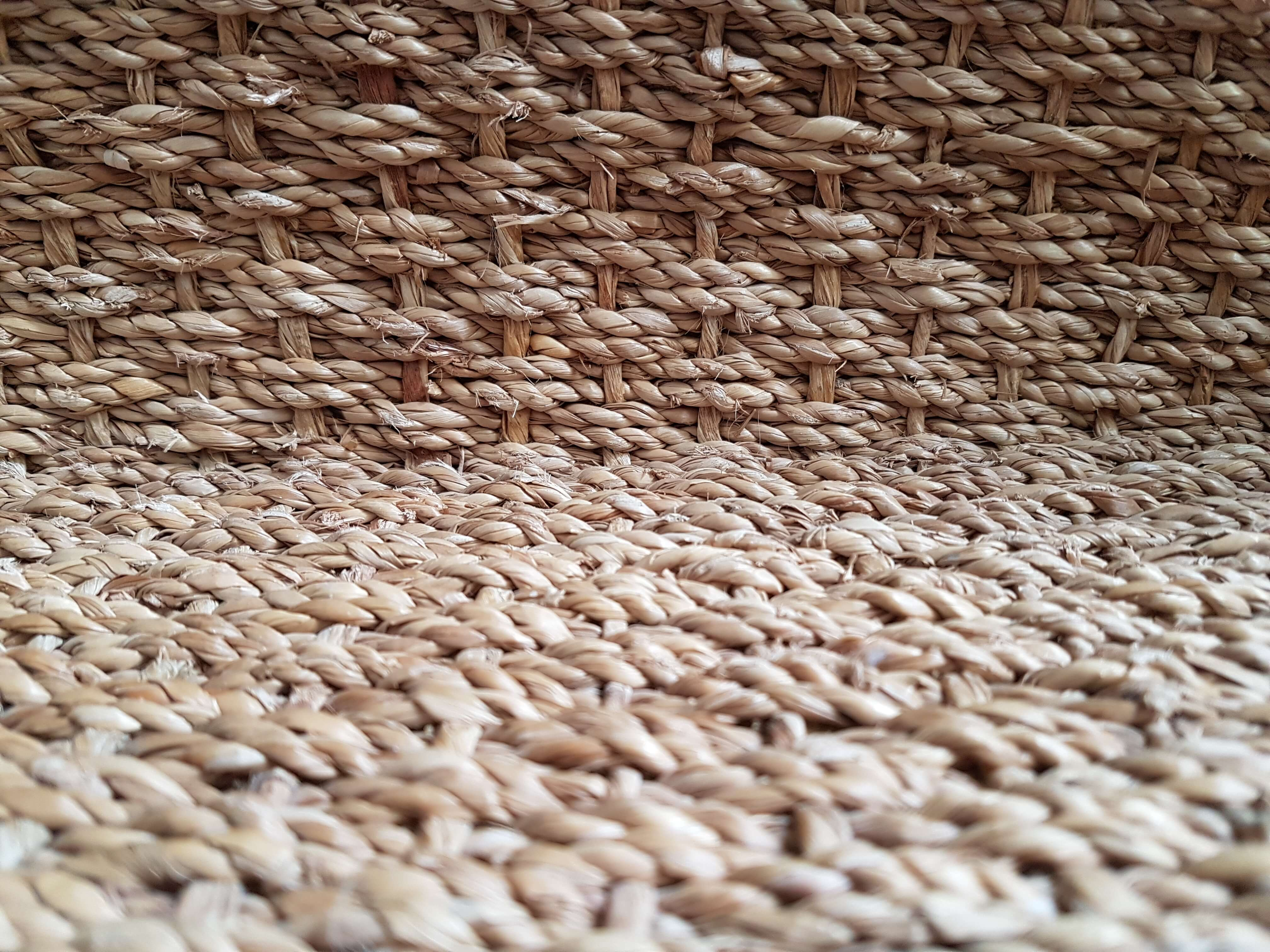 Sisal & seagrass carpet