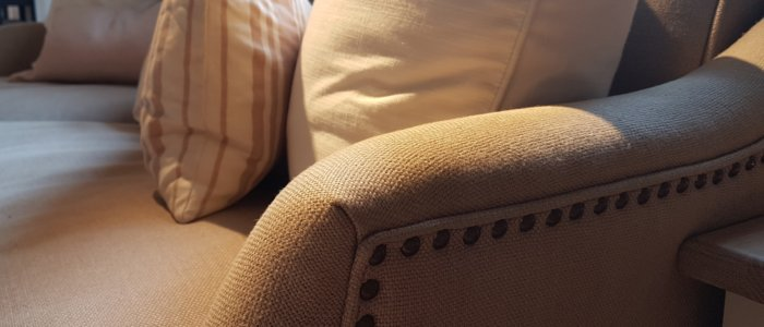 Clean sofa image
